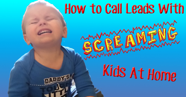 Screaming Kids At Home